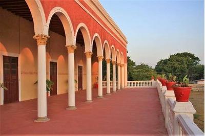 Hermosa Hacienda Colonial En Venta En Yucatan.