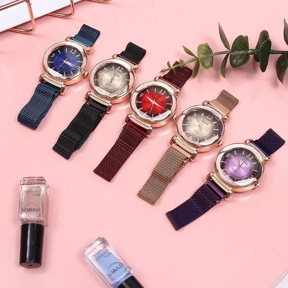 Relógio Feminino Modelos Novos