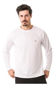 Roupa Extreme Uv - Proteção Solar - Camiseta Dry Para Homem