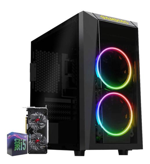 Pc Gamer Intel I5 9400f Gtx 1660 6gb Ram 8gb Hd 1tb
