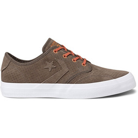 Tênis Converse All Star Zakim Marrom Skate Co01460001