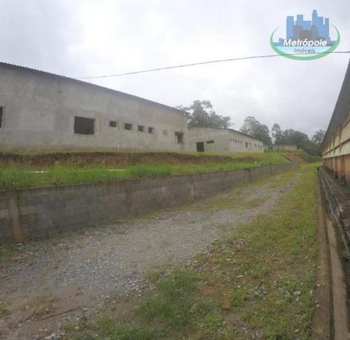 Terreno Para Venda Em Guarulhos, (zona Oeste) - 2000/2189_1-1118424