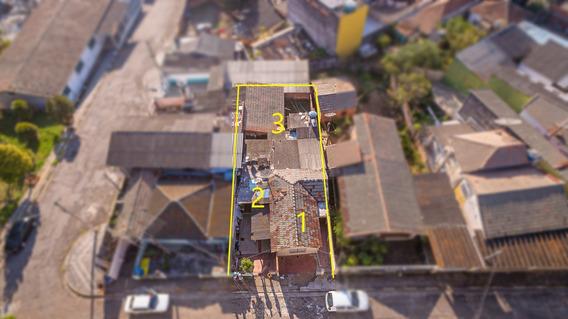 Vendo Terreno Com 3 Casas (2mil De Renda)