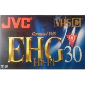 Fita Vhs C Ehg30 Jvc Hifi