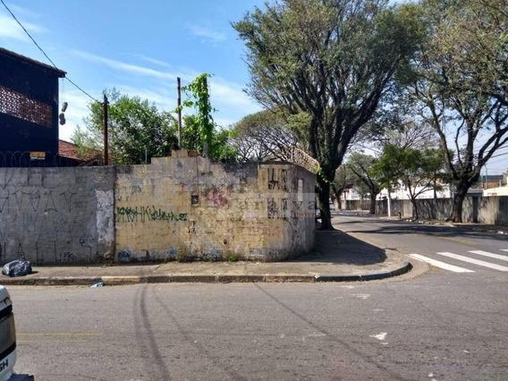 Terreno À Venda, 540 M² Por R$ 800.000 - Vila Vivaldi - São Bernardo Do Campo/sp - Te0073