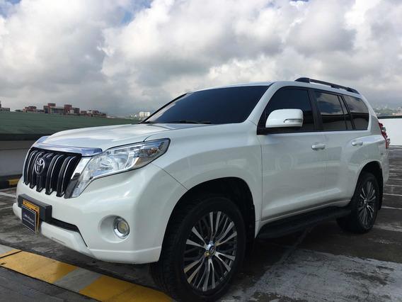 Toyota Prado Txl 2017, Blindaje Ii, Excelente Estado
