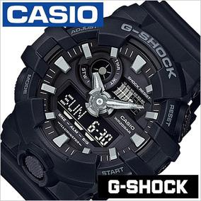 Relogio Casio G-shock Ga-700-1b Lançamento Garantia