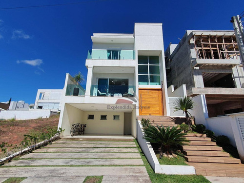 Casa Com 3 Dormitórios À Venda - Condomínio Bella Citta - Fazenda Rodeio - Mogi Das Cruzes/sp - Ca0335