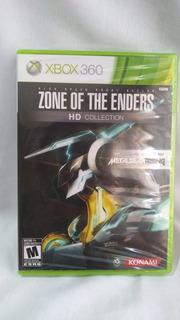 Zone Of The Enders Hd Collection -nuevo Y Sellado - Xbox 360