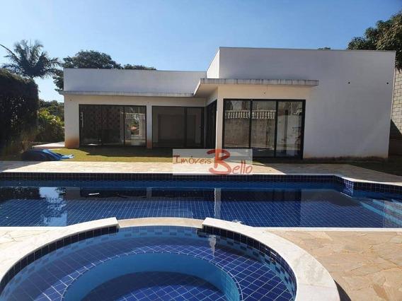 Casa Com 7 Dormitórios À Venda, 600 M² Por R$ 2.150.000,00 - Parque Da Fazenda - Itatiba/sp - Ca1409