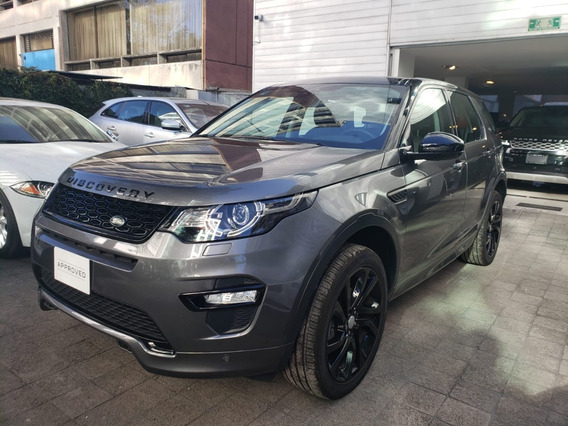 Land Rover Discovery Sport 2.0 Hse At 2018
