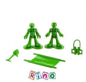 Fisher - Price Imaginext - Toy Story Soldados - Mattel