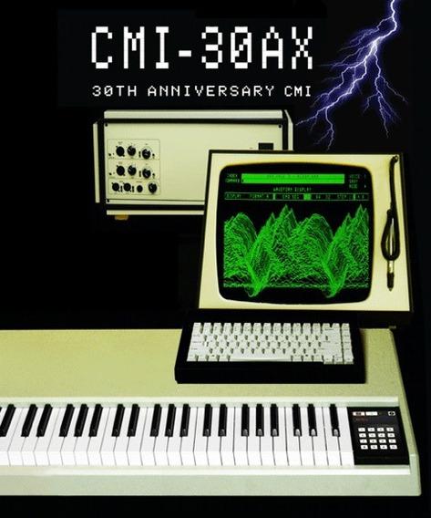 Sampler Cmi Fairlight Cmi Serie 30a (30th Anniversary)
