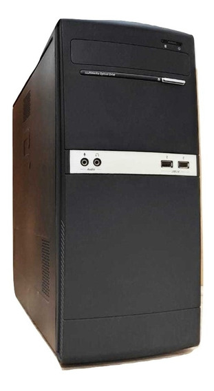 Desktop Hp Compaq Core 2 Duo 4gb 500hd