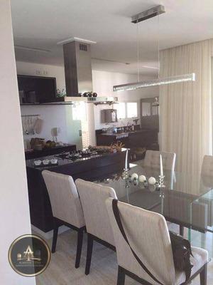Apartamento Residencial À Venda, Tamboré, Santana De Parnaíba. - Ap0747