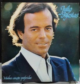 Julio Iglesias Minhas Canções Preferidas 1981 (lp)