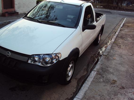Strada 2007 1.4 Flex Com Ar