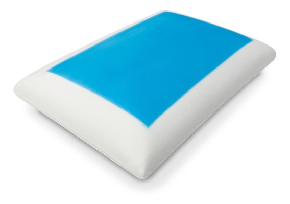 Travesseiro Viscoelástico 40x60x15cm Restopedic