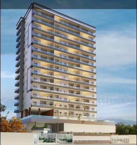 Imagem 1 de 22 de Apartamento Com 2 Dorms, Canto Do Forte, Praia Grande - R$ 394 Mil, Cod: 2809 - V2809