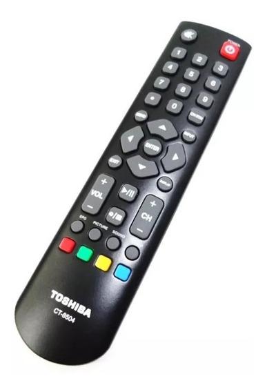 Controle Semp Toshiba L32d2900 L40d2900 Ct-8504 Original