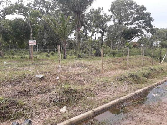 Terreno Em Peruibe, Entrada De R$ 5 Mil
