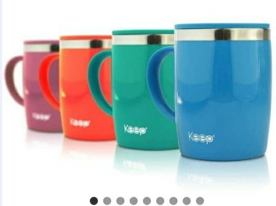 Termo Tazon Mug Kepp X 400ml