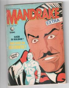 Gibi Mandrake Especial No 3 - Globo