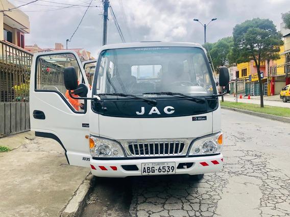 Camión Jac 2,5 Ton
