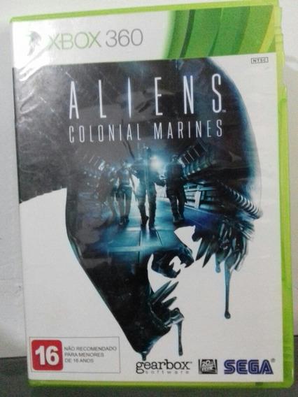 Aliens Colonial Marines Jogo De Xbox 360 Original