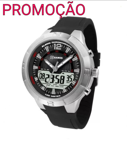 * Relógio X-games Original Xmspa024 P2px Frete Grátis