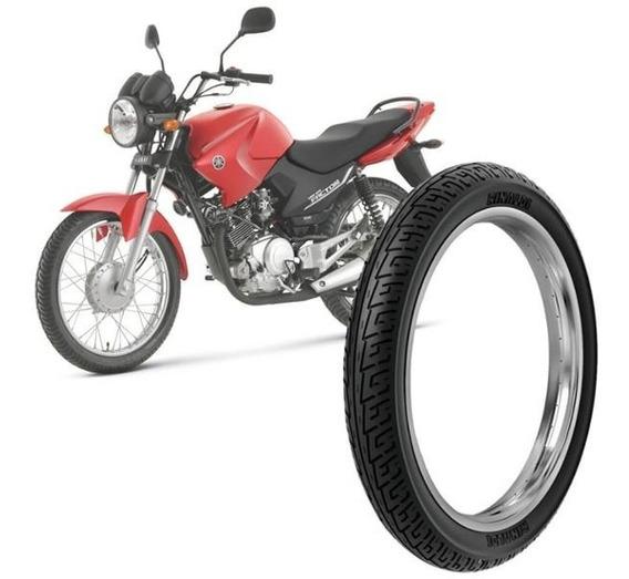 Pneu Moto Ybr Factor Rinaldi 2.75-18 42p Bs 32 Dianteiro