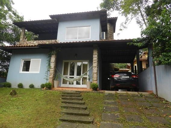 Casa Residencial Para Venda Park Imperial, Caraguatatuba. - Ca0120