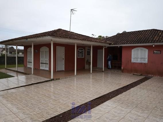 Casa Com 02 Dormitórios Em Pontal Do Paraná - 2369mt-1
