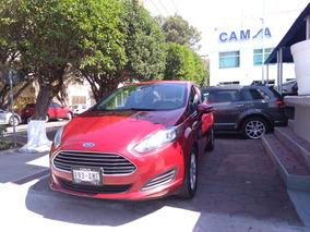 Ford Fiesta Se Ta Rojo