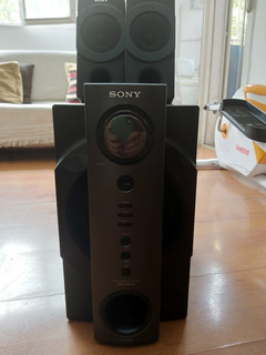 Sistema De Altavoces Audio Sony 2.1 300w