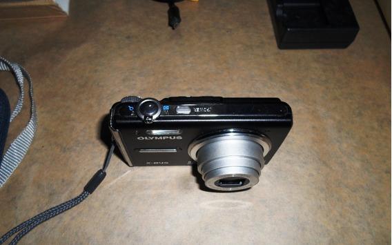 Camera Digital Olympus X845 8.0 Megapixels