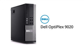 Dell Optiplex 9020 I3-4170 8gb Com Placa De Vídeo