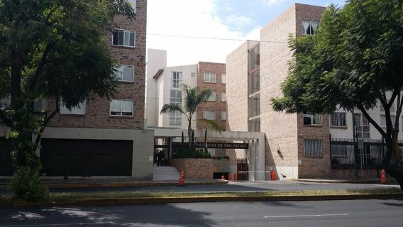 Renta Departamento Pb Df Azcapotzalco Xalpa 3 Rec Seguridad