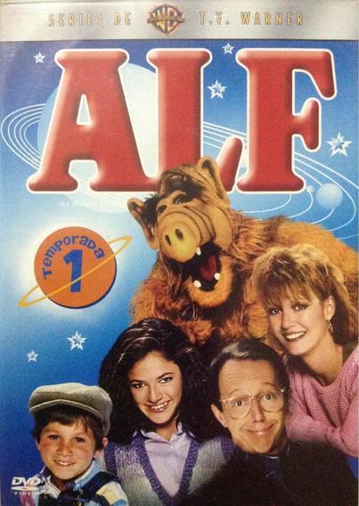 Alf Serie De Tv En Formato Físico / Alf Temporada 1 / En Dvd
