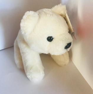Mini Peluche Oso Polar