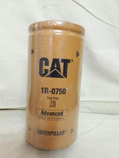 Filtro Combustible Para Caterpillar 1r-0750