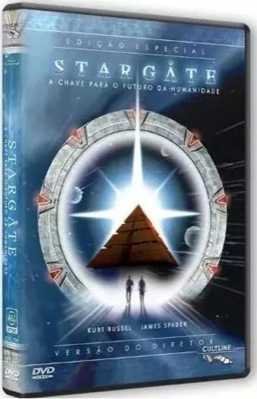 Dvd Stargate - O Filme ( Lacrado )