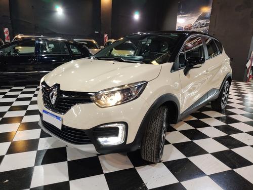 Imagen 1 de 15 de Renault Captur Cvt Automatica Cuero No Taos T-cross Duster V