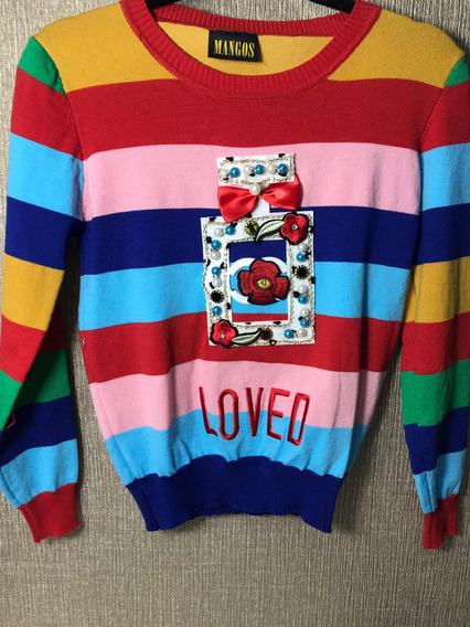 Sweter Colores Love.