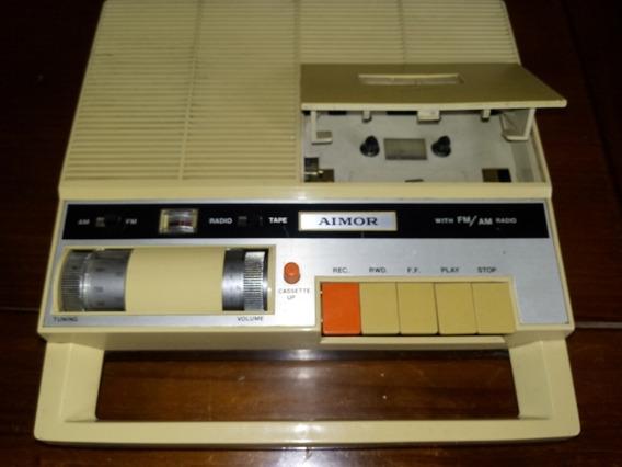 Aimor Deck Com Rádio Mod. Tr888