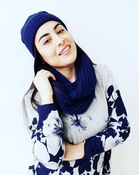 Sweater De Lanilla Con Estampa. Importados Varios Modelos