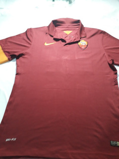 Camisa Roma Nike Original Jogador Totti Número 10 Tamanha G