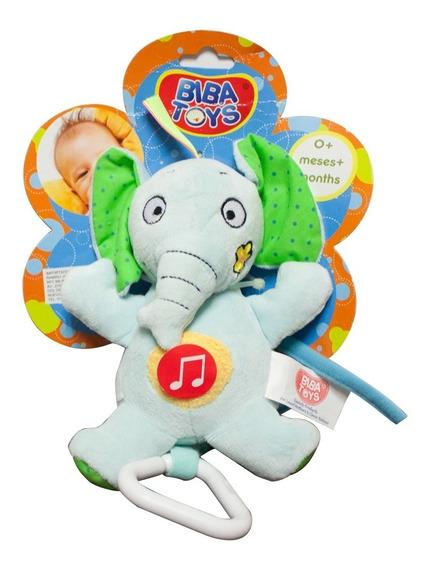 Movil Musical Para Cuna Biba Toys Jf068