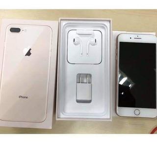 iPhone 8 Plus 256gb Nuevo Color Dorado