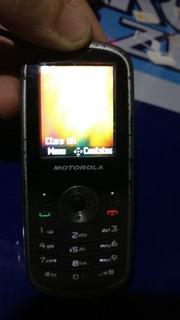 Lote De 2 Celulares Motorola Wx290 12/17 (ler Anúncio)